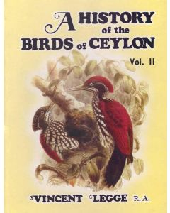 A History of the Birds of Ceylon Volume II