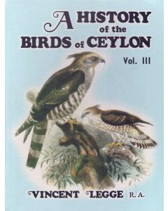 A History of the Birds of Ceylon Volume III