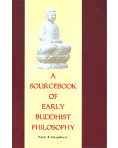Early Buddhist Philosophy