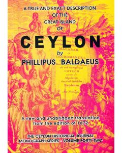 A True and Exact Description of the Great Island of Ceylon