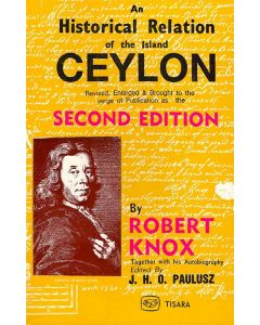 An Historical Relation of the Island Ceylon