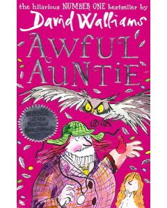 Awful Auntie Winner Of The National Book Award
