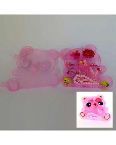Baby Set Chain Pendants Bracelets Rings Earrings Hair band Hair Clips