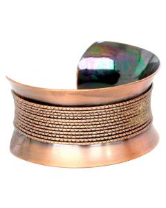 Copper Color Grand Three Quarter Bracelet