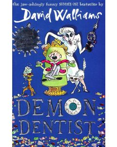 Demon Dentist Winner Of The National Book Award