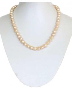 Exquisite Cultured Pearl Necklace