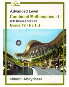 GCE AL Combined Mathematics I With Detailed Answers Grade 12 Part II