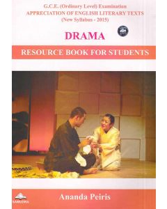 GCE OL Drama Resource Book For Students