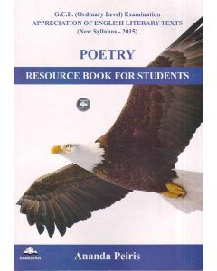 GCE OL Poetry Resource Book For Students