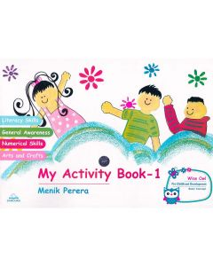 My Activity Book 1 Literacy Skills General Answers Namerical Skills Arts and Crafts