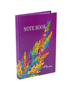 Panther A5 Diary Notebook Feather