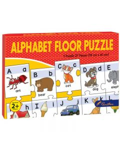 Panther Alphabet Floor Puzzle