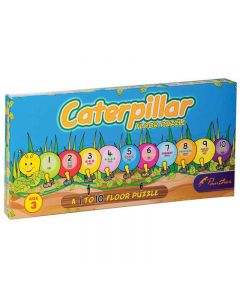 Panther Caterpiller Puzzle