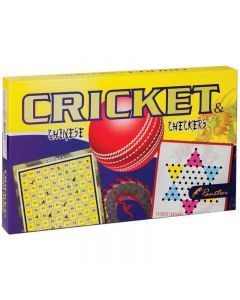 Cricket & Chinese Checkers