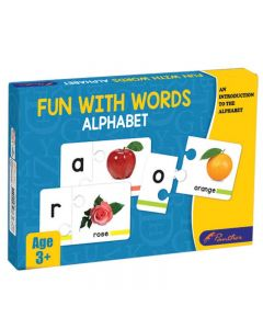 Fun With Alphabet Puzzle