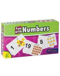 Fun With Numbers Puzzle