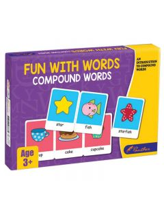 Panther Fun With Words Compound Words