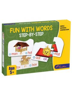Panther Fun With Words Step by Step