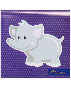 Panther Memo Block Elephant