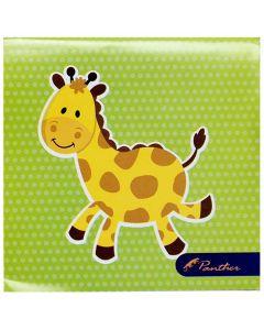 Panther Memo Block Giraffe