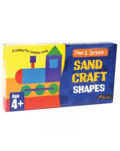 Panther Sand Craft Shapes