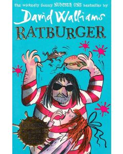 Ratburger Warning this Book Is Rat Infested