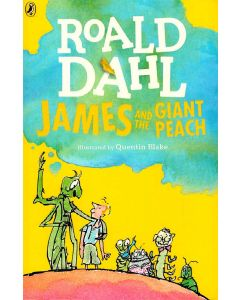 James And The Giant Peach Roald Dhal