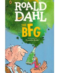 The BFG The Big Friendly Giant Roald Dhal