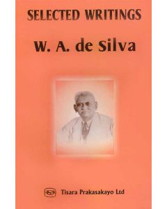 Selected Writings W A de Silva