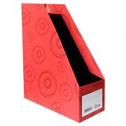 Panther 4 inch Magazine Holder Red Circle