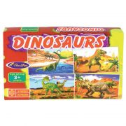 Panther Dinosaurs Large Puzzle